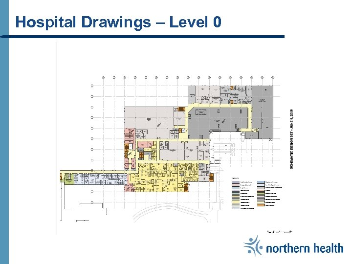 Hospital Drawings – Level 0