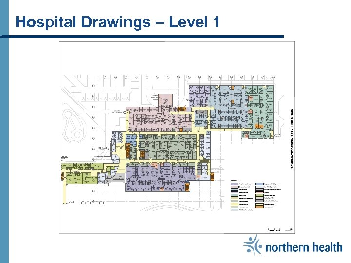Hospital Drawings – Level 1