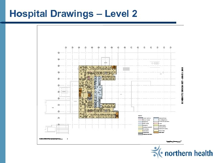 Hospital Drawings – Level 2