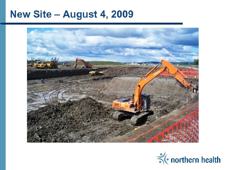 New Site – August 4, 2009