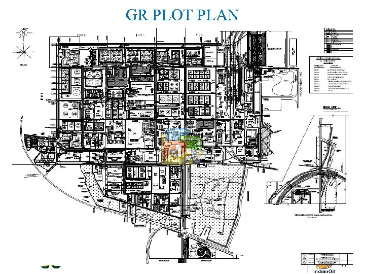 GR PLOT PLAN Gujarat Refinery - Where Growth is Essence of Life 11