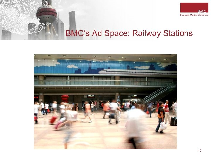 BMC's Ad Space: Railway Stations 10
