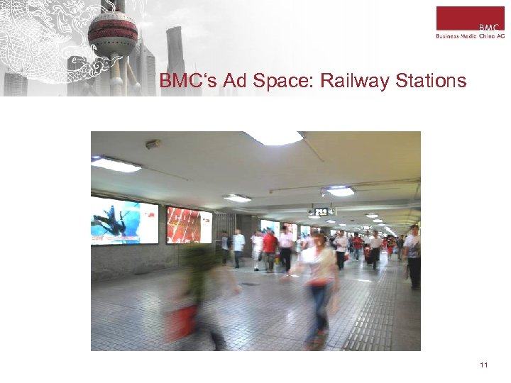 BMC's Ad Space: Railway Stations 11