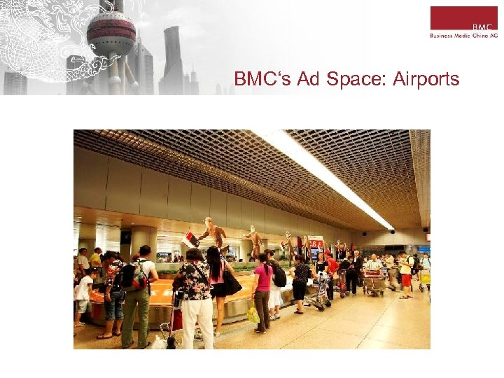 BMC's Ad Space: Airports