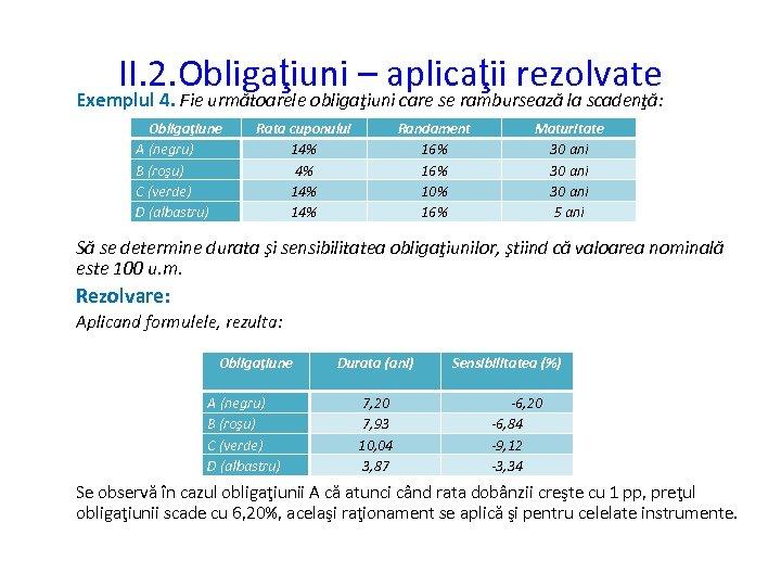 obligațiuni de opțiuni încorporate)
