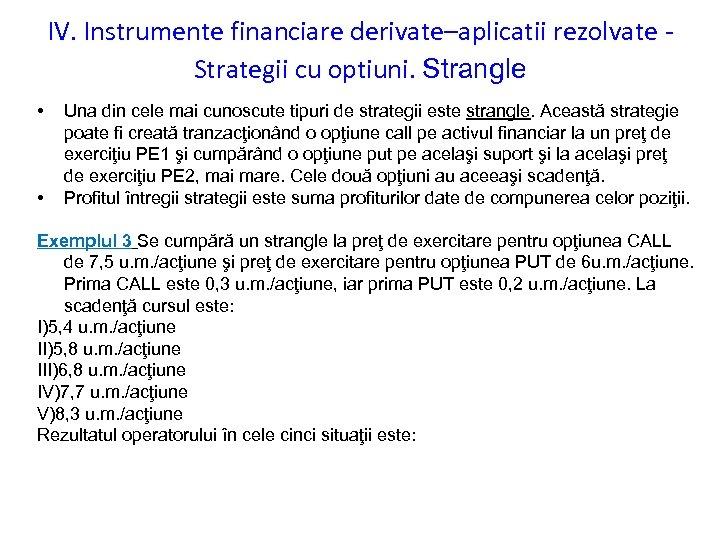 opțiuni de obligațiuni derivate