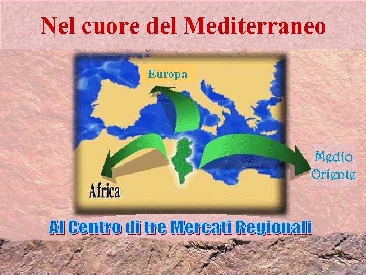 Nel cuore del Mediterraneo a Europa Medio Oriente 3 Tunisie Investissez dans le futur