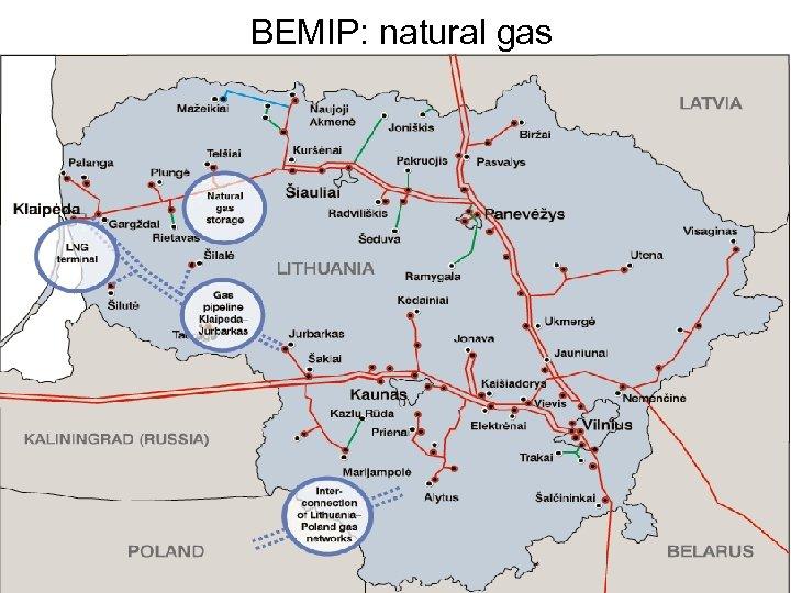 BEMIP: natural gas 28