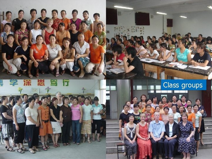 Class groups