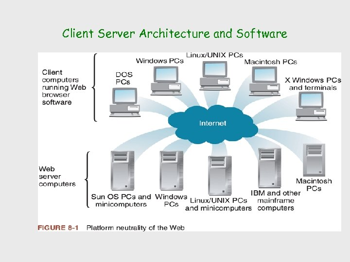 Client Server Architecture and Software