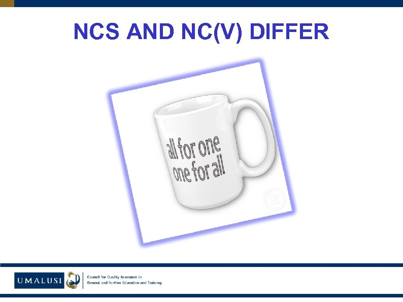 NCS AND NC(V) DIFFER