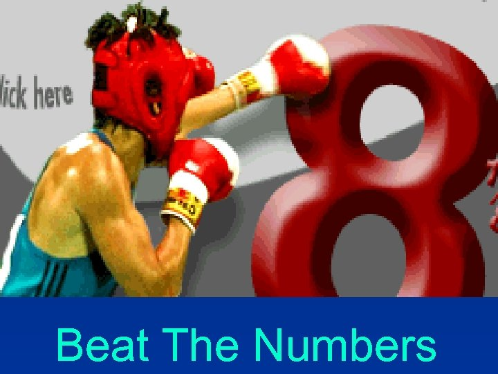 Beat The Numbers