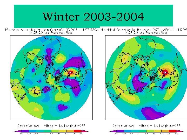 Winter 2003 -2004
