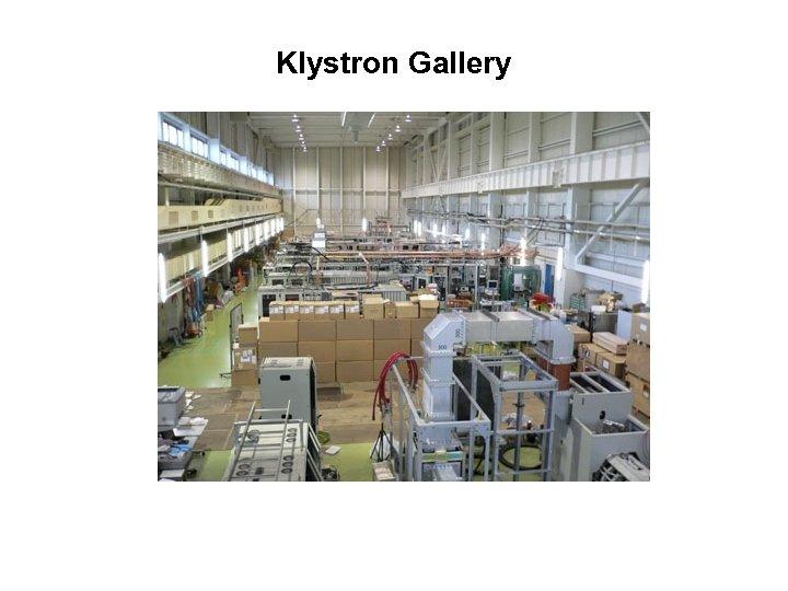 Klystron Gallery