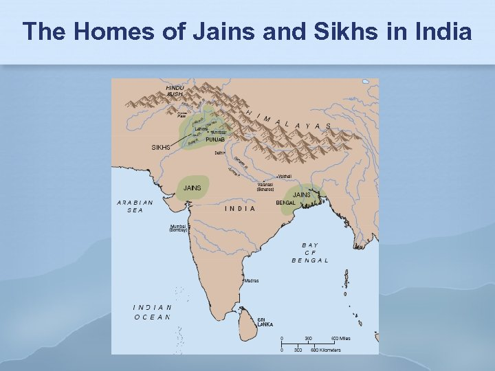 The Homes of Jains and Sikhs in India