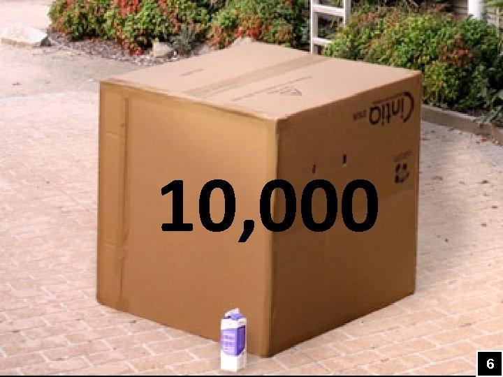 10, 000 6