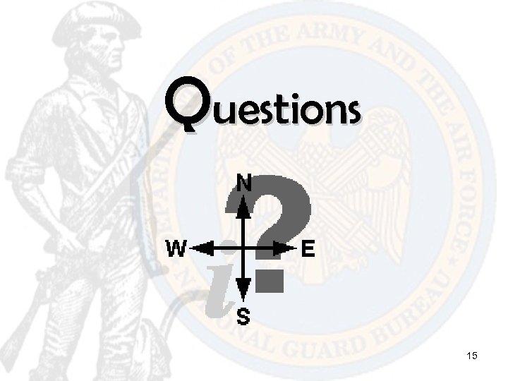Questions 15