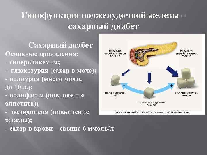 Вирус в поджелудочной железе сахарный диабет