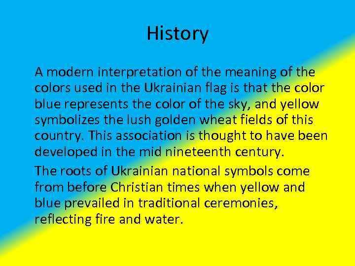 Flag Of Ukraine Performed Bogdan Halenda And Ivan