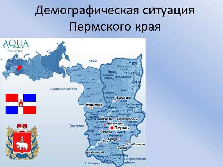 Демографическая ситуация Пермского края