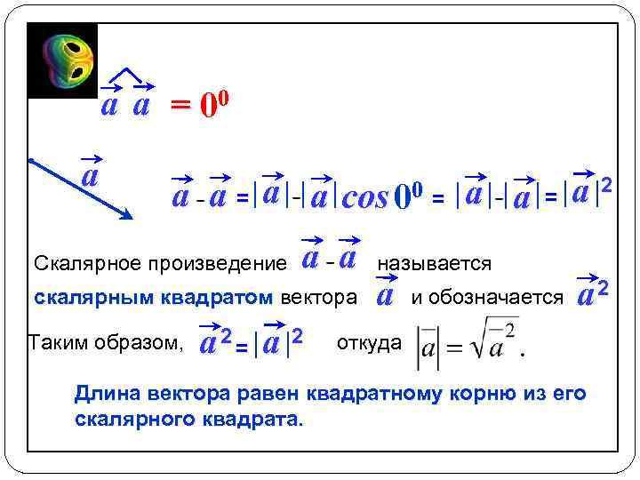 a a = 00 a = a 2 и обозначается a 2 a a