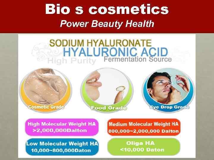 Bio s cosmetics Power Beauty Health