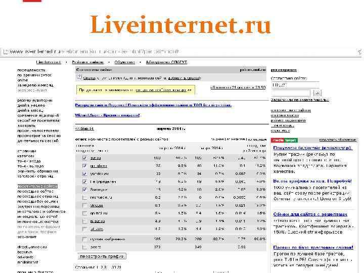 Liveinternet. ru