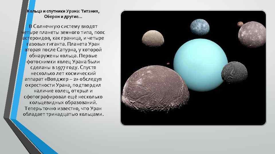 картинки уран и его спутники твоего друга