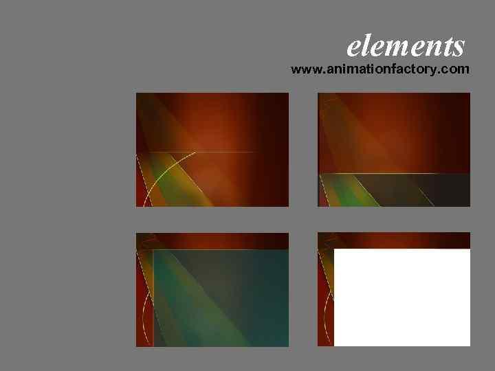 elements www. animationfactory. com