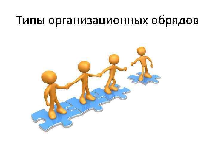 Типы организационных обрядов