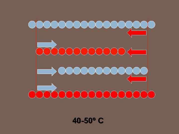 40 -50 C