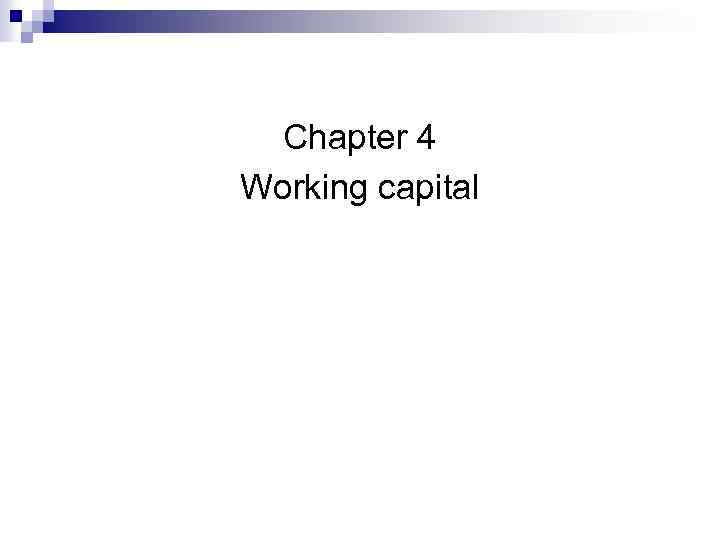 corporate finance ch 8 problems Access myfinancelabplus with pearson etext for corporate finance: the core 2nd edition chapter 8 problem 31p solution now our solutions are written by chegg experts so you can be assured of the highest quality.