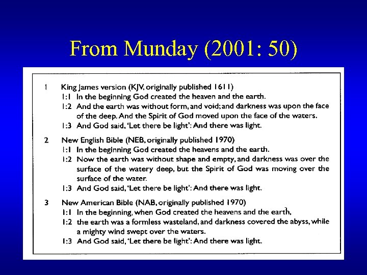 From Munday (2001: 50)