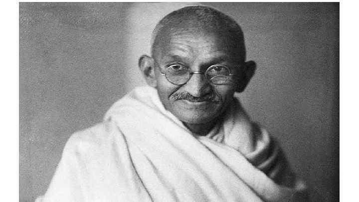 Махатма Ганди 1869 - 1948