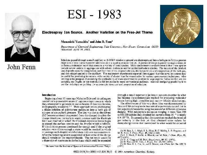 ESI - 1983 John Fenn