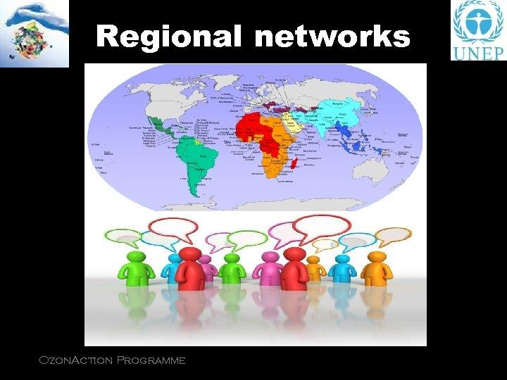 Regional networks Ozon. Action Programme