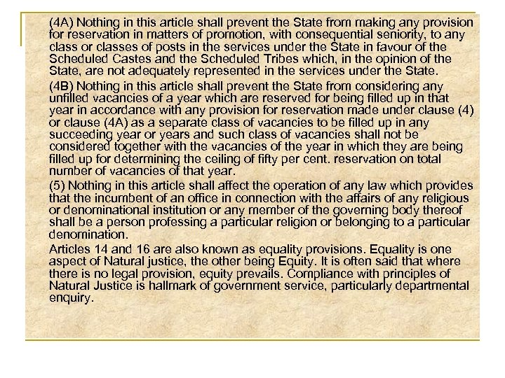 (4 A) Nothing in this article shall prevent the State from making any provision