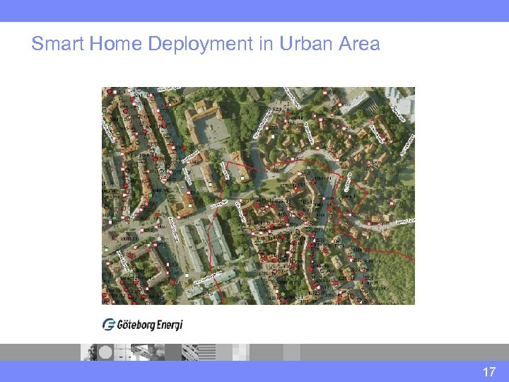 Smart Home Deployment in Urban Area 17