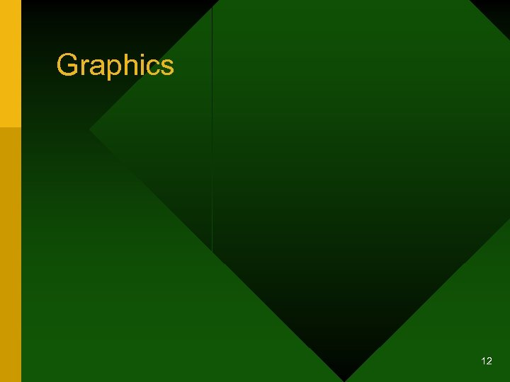 Graphics 12