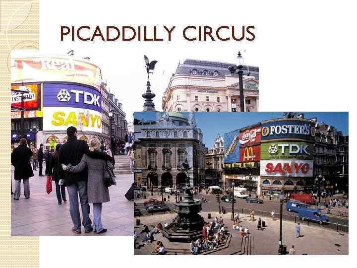 PICADDILLY CIRCUS