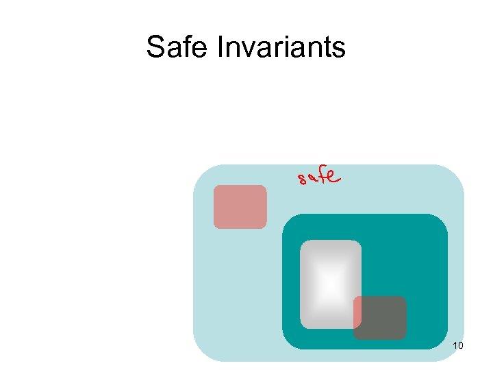 Safe Invariants 10