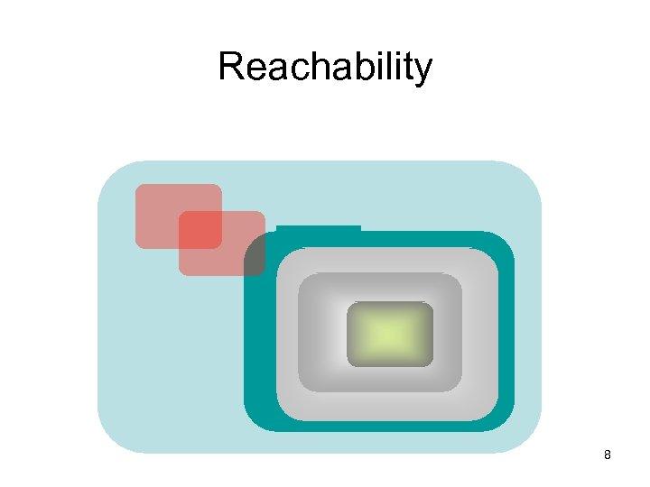 Reachability 8