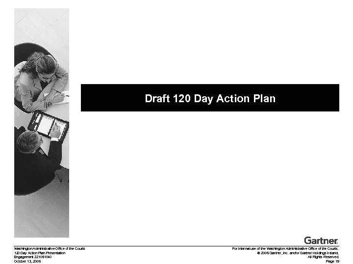 x Draft 120 Day Action Plan Washington Administrative Office of the Courts 120 Day