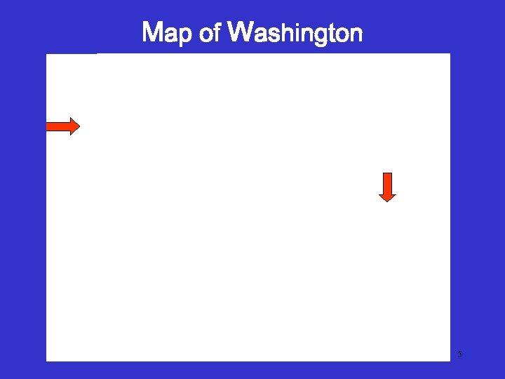 Map of Washington 5