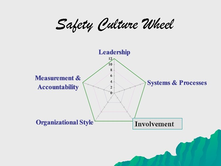Safety Culture Wheel Involvement