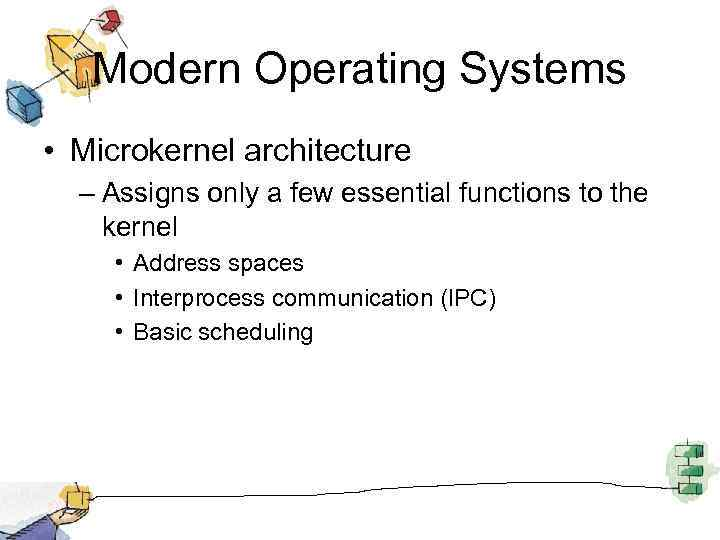 essential properties of operating systems Operating-system structures references:  requirements define properties which the finished system  operating systems may be developed using emulators of the.