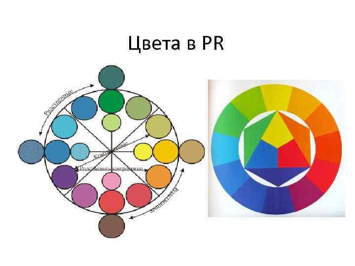 Цвета в PR