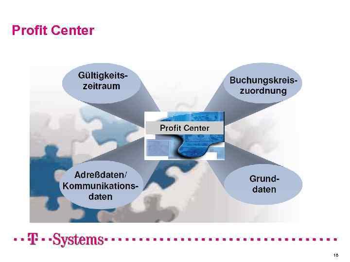 Profit Center 18