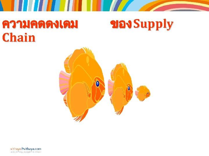 ความคดดงเดม Chain ของ Supply
