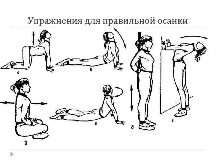 упражнения для формирования осанки картинки ожидается, рестайлинговый